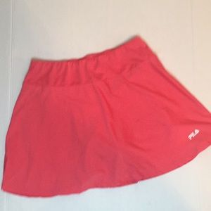EUC FILA skort  Medium